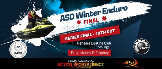 Jetski Racing - ASD Winter Enduro Final