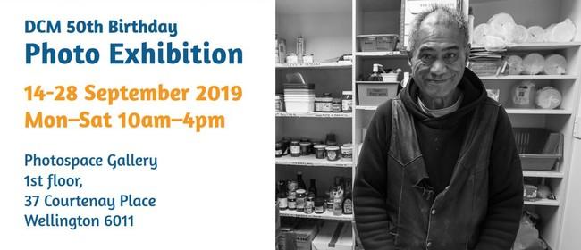 DCM's 50th Birthday Photo Exhibition