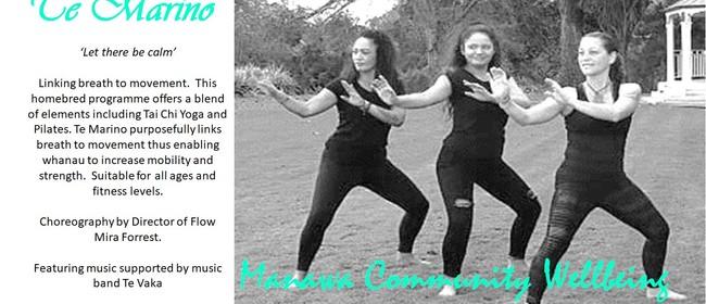 Te Marino Flow ft. TaiChi, Yoga, Pilates