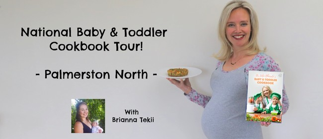 Dr Julie National Cookbook Tour - Palmerston North
