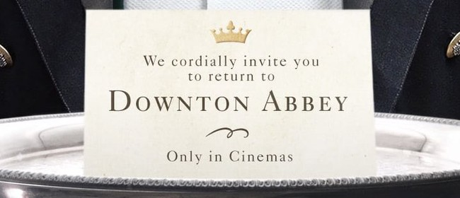 Downton Abbey Afternoon Tea