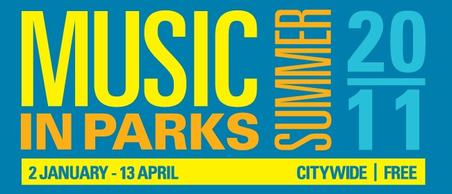 Music in Parks - Anika Moa, Autozamm, Julia Deans