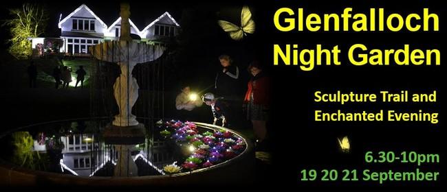 Glenfalloch Night Garden