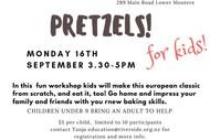 Pretzels! For Kids