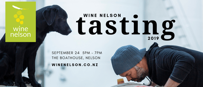 The Official Nelson Wine Tasting 2019