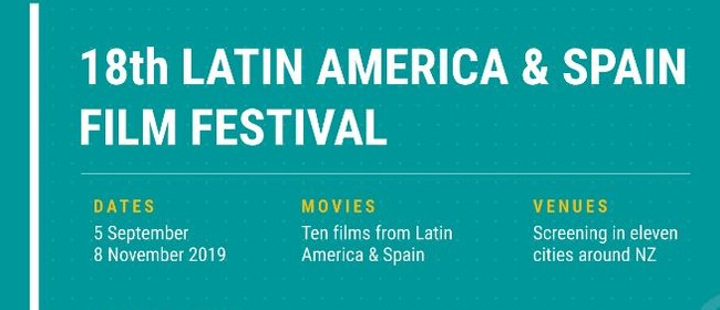 18th Latin America & Spain Film Festival - Free Event!