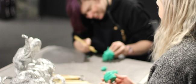 Sculpting Workshop + Tour