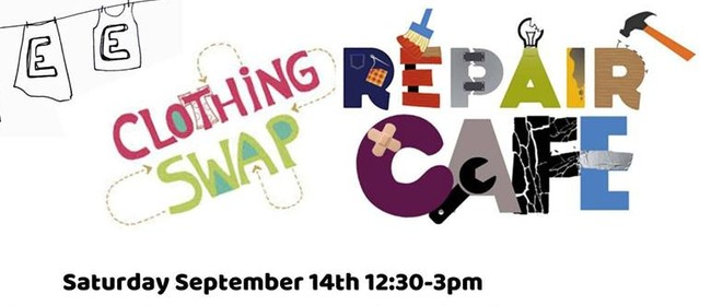 Bromley Repair Cafe and Clothing Swap - Christchurch - Stuff