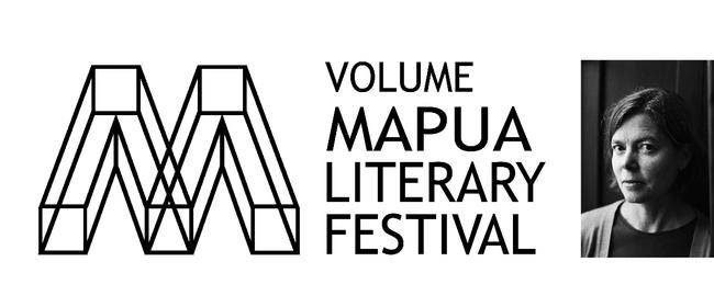Volume Mapua Literary Festival: Jenny Bornholdt