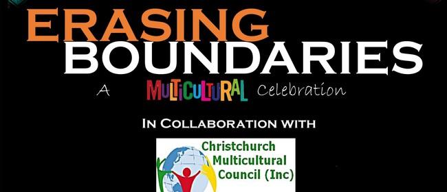 Erasing Boundaries - Multi Cultural Event