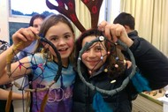 Kids Holiday Art Programme