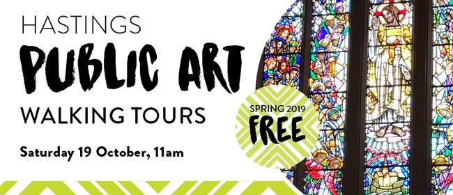 Hastings Public Art Tour