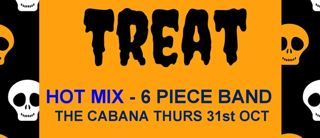 Trick Or Treat.... with Hot Mix
