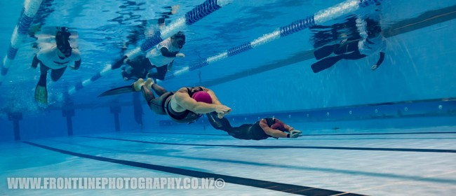 Freediving New Zealand Pool Nationals 2019