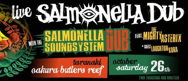 Salmonella Dub, Laughton Kora, Mighty Asterix, SDSS