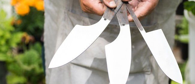 Original Handcrafted Knives for Sale - Kumeu Market