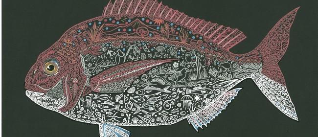 Evolvement: Pen & Ink Drawings by Vivian McKenna
