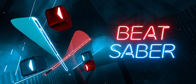 Beat Saber At the Library