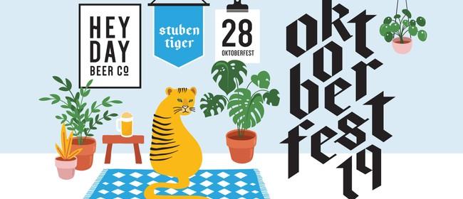 Oktoberfest 2019 at Heyday Beer Co