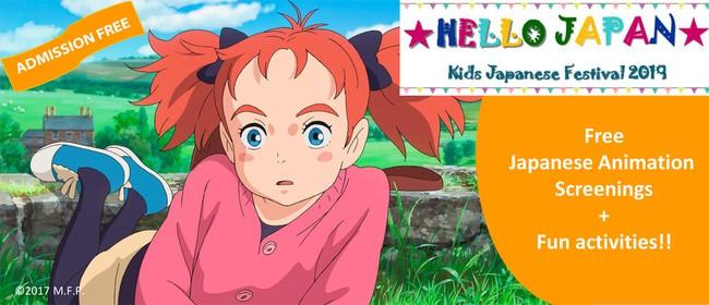 Hello Japan - Kids Japanese Festival 2019