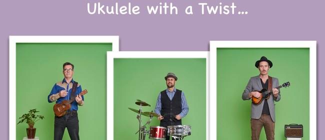 The Nukes Ukulele Trio  Paeroa Return