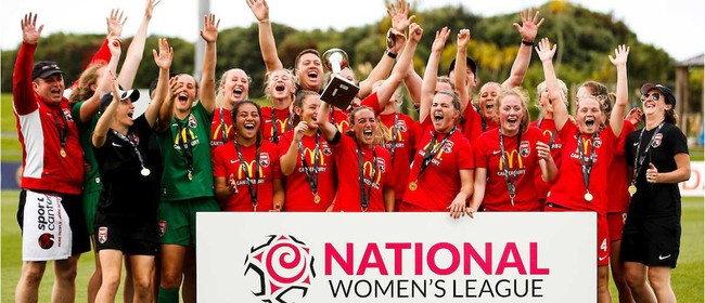 National Women's League: WaiBOP v Canterbury United