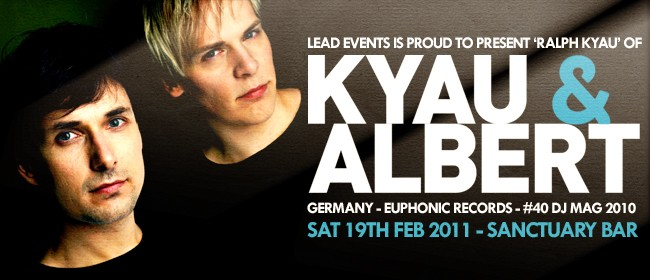 Lead Events Presents Kyau & Albert (DE)