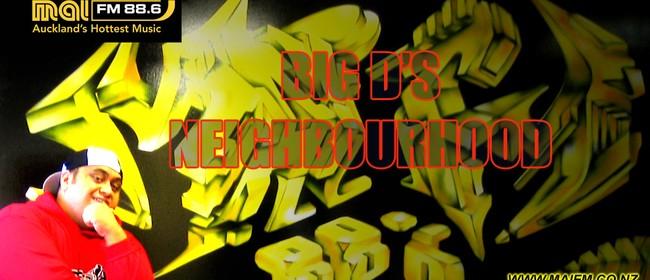 Mai FM 88.6 DJ BIG D @ Superfun Friday