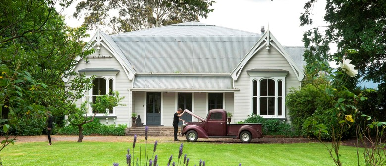 NZ House & Garden Tours 2011 - Wairarapa