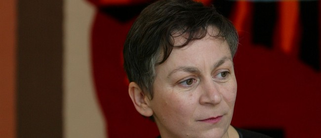 An Hour with Anne Enright