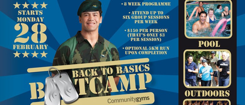Back to Basics Bootcamp