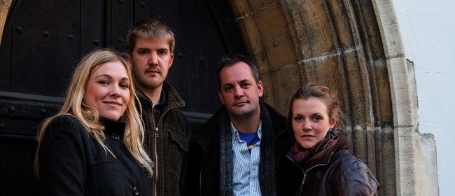 Puertas Quartet (UK): Residency Recital