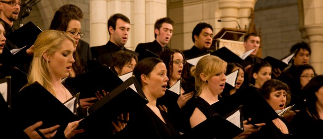 The University of Auckland Chamber Choir: Pre-Tour Concert