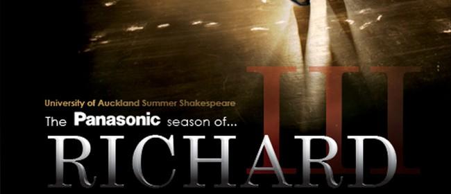 The Panasonic Season of Richard III