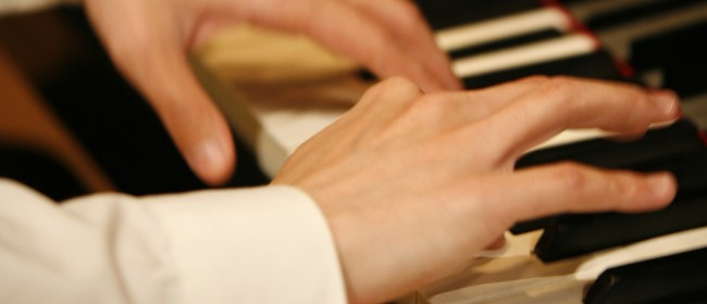 Lunchtime Concerts: Piano and Jazz