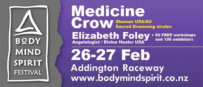 Body Mind Spirit Festival: CANCELLED