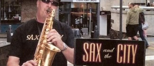 Evan Reid, Sax and the City