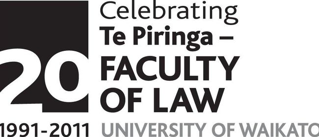 University of Waikato Te Piringa - Faculty of Law Reunion