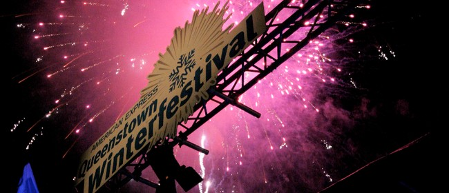 American Express Opening Party & Fireworks
