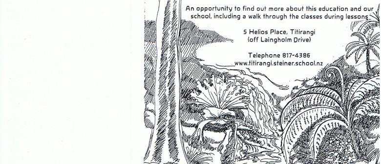 Open Day: Titirangi Rudolf Steiner School