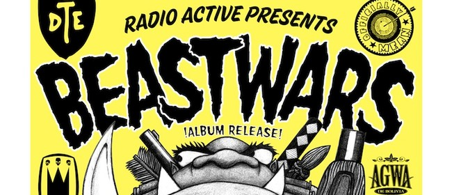Beastwars Album Release Tour