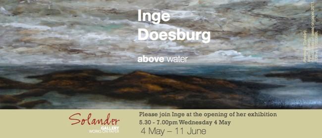 Inge Doesburg: Above Water