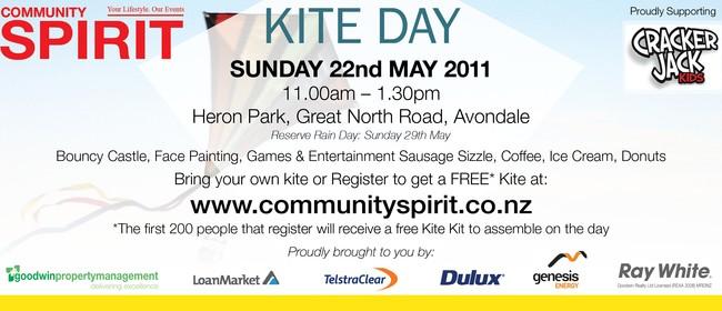 Community Spirit Kite Day