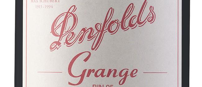 Penfolds Grange Dinner 2011