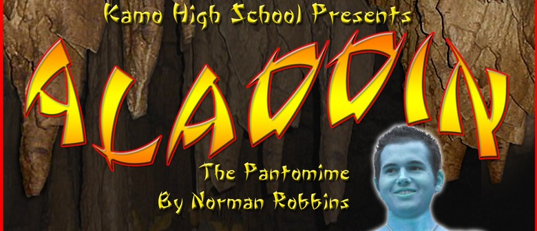 Aladdin - The Pantomime Like Never Before