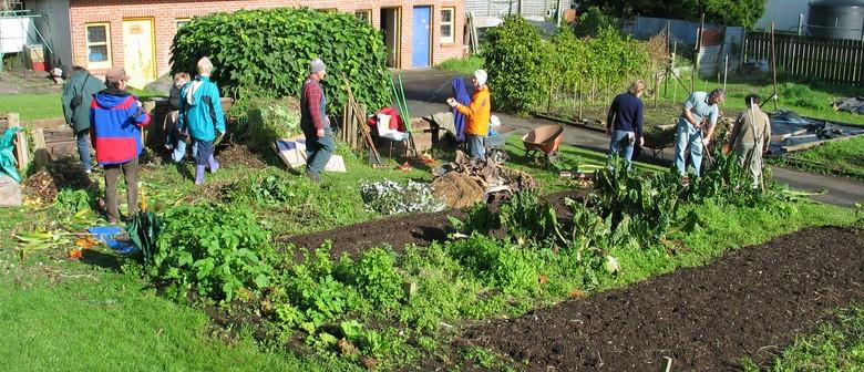 Winter Master Gardener Programme IX