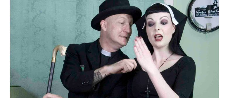 Reverend Beatman & Delaney Davidson