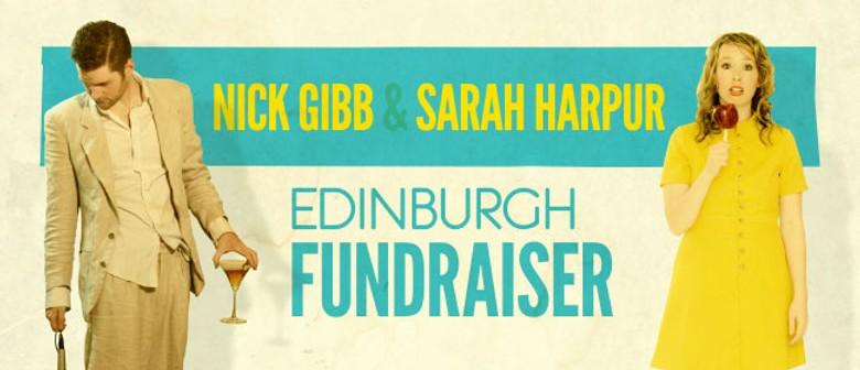 Nick Gibb and Sarah Harpur- Edinburgh Fundraiser