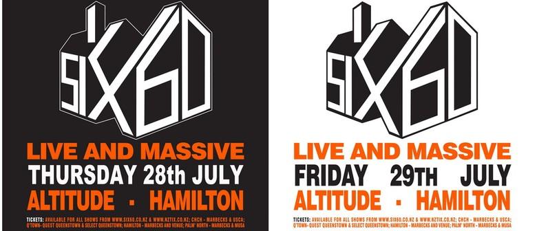 Six60 - Live & Massive
