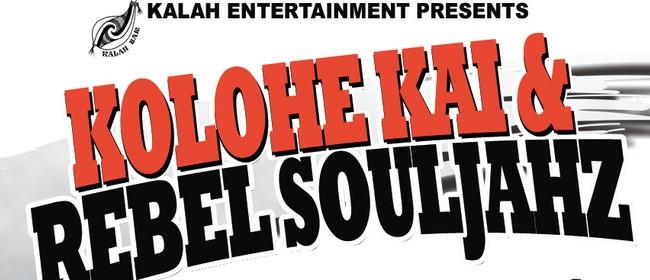 Official Kolohe Kai & Rebal Souljahz After Party